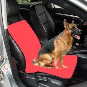 runan Car Carring Pet Water-proof Pet Car front Seat Cover Dog Cat Puppy Seat Mat Blanket 4 colors