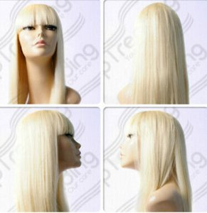 Alto pelo resistente al cabello Top Parting Drag Queen Lady Daily's Daily WiT WIG UK