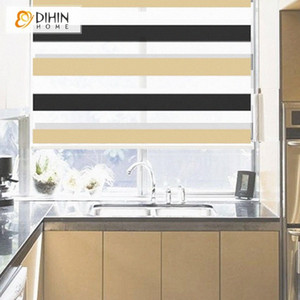 New Arrival High Quality Thickness Blackout Customized Zebra Blinds Rollor Blind Curtain Easy To Install Curtains D4tb#
