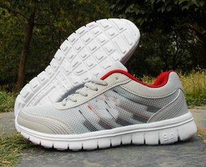 Jeesina Men Walking Shoes Mens Trail Running Tennis Casual Training Workout Gym Scarpe da lavoro Atletico Scarpe da lavoro