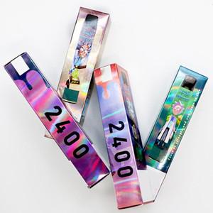 가장 인기있는 RANDM 스위치 2in1 일회용 vape 펜 1100mAh 배터리 용량 RM 장치 키트 인증 코드 미니 Dazzle Pro 최대 사용 가능 R
