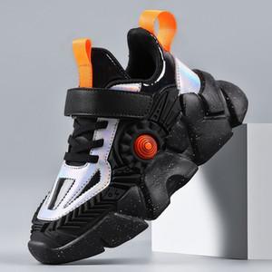 Kjedgb New Children Shoes Boys Zapatos casuales Invierno Cálido resistente a los niños Calzado deportivo Kinder Schuhe Soporte Dropshipping 201120