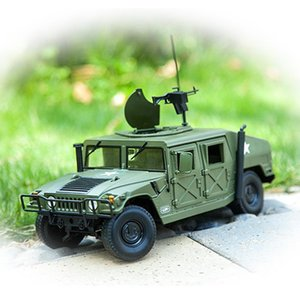 Alloy Diecast For Hummer Tactical Toy Vehicle 118 Military Armored Car Diecast Model With 5 Door Hobby Toys For Kids Birthday jllYiG