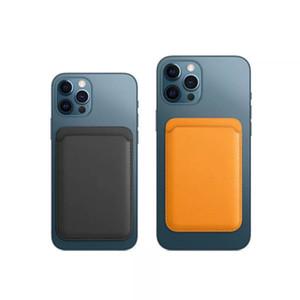 Juropin Per 2020 Hot Sell PU Portafoglio in pelle Titolare Custodia in carta con coperchio magnetico per iPhone Pro 12 Max