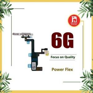 Güç Düğmesi Kontrolü Flex Kablo Şerit Işık Sensörü Güç Anahtarı ON OFF OFF Yedek parçalar için iPhone 6 6G 4,7 inç 4 .7;