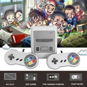 Retro TV Gamepads Mini Retro TV Game Console 620 Games In 1 Mini Classic Game Console For SFC Controllers For