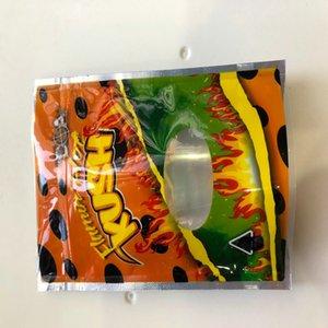 Leeren flamin Mylar 3.5-7g Resealable Mylar Taschen Edibles Taschen Kalifornien Verpackung Kush Hot wmtrY jjxh