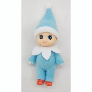 Gifts Kid Elf Doll Plush Toys Cute Christmas Decorations Elves Stuffed XMAS Baby Dolls Children Toys Girl Boy Bngtn