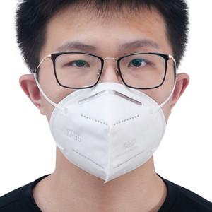 CE ile Serbest Gemi Yeniden kullanılabilir Anti-Kirlilik KN95 yüz maskesinin kulak askısı FFP2 Koruyucu maskeler
