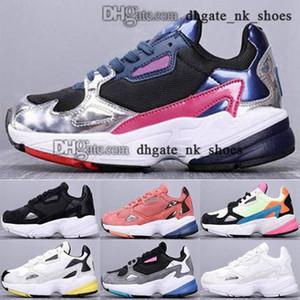 Hombres Chicas Blancas Moda Mujeres Entrenadores Juveniles 5 Gimnasio Tripler Negro 35 Canastas Running Zapatillas para hombre Señoras Falcón W 46 EUR Tamaño Sneakers 12