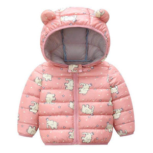 2020 Boy girl down hoodie child doudoune winter coats tracksuit dresses jacket s clothing s sweaters clothes sweater coat 001