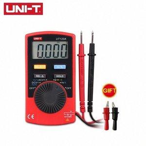 UNI-T UT120A UT120B UT120C Mini Pocket Digital Multimeter Auto Range AC / DC-Spannung Strom Widerstand-Frequenz-Test Thới #