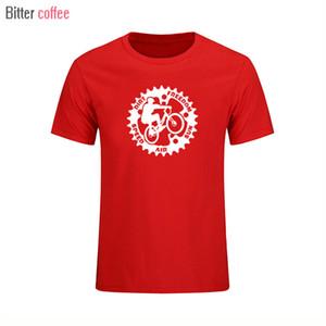 Bitter Coffee NWe Летние Горные Велосипедисты Printing Хорт рукавом Тис моды Xs Xxxl Конструкторы T Shirt Men Графический Hoodie