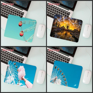 Mairuige big promotion laptop mouse pad ferris wheel small size 180 * 220 2mm