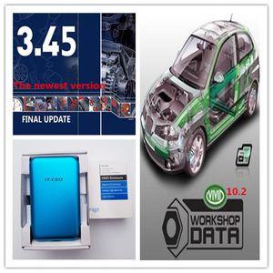 2020 High quality vivid workshop soft-ware 10.2 auto repair auto-data 3.45 diagnostic tool alldata soft-ware automotive diagnostic car