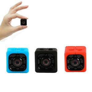 SQ11 720P Mini Camera Sport DV Mini Night Vision Monitor Concealed Camera Car DV Digital Video Recorder Home Protection