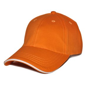 Snapback Hats 사계절 코튼 야외 스포츠 조정 모자 편지 수 놓은 모자 남자와 여자 자외선 차단제 일광욕 모자