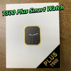 T500 Plus Smart Watch Bluetooth Call Wrist Watch Heart Rate Monitor Fitness Track Sleep Tracker Smart Bracelet Best Service