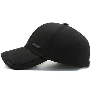 New Men Hat Boutique Luxury Casual Baseball Cap Dad Hat Outdoor Sport Men Cap Sun Hat Spring Sun Hats Snapback Hats for Men 201026