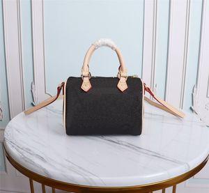 Designer di lusso di alta qualità Borse Borse Borsa Borsa a tracolla moda donna M61252Should Bags Mini Nano Speedy Chain Bag con sacchetto di polvere