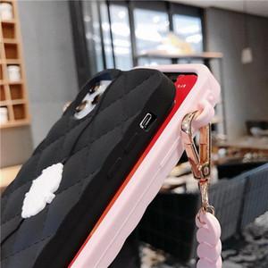 Lüks Lady Çanta Tasarım Kılıf için Iphone 11 Pro Xs Max Xr X Yumuşak Silikon Arka Kapak için Iphone 6 6s 7 / 8plus bbyIHX bwkf