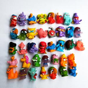 10-100pcs doux Zomlings super Zings Figures Trash 3cm Kid Kazoom SuperZings Garbage Doll Modèle jouet pour enfants Jouer cadeau 1008