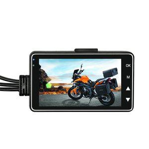 Motorrad-Kamera-Recorder DVR 1080P vorne und hinten Doppelobjektiv-Fahrenrecorder Ky-MT18-Auto-DVR
