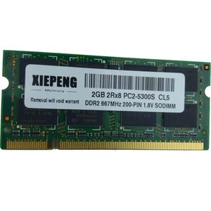 Laptop RAM 4GB 2Rx8 PC2-5300S DDR2 2G 667MHz 5300 for Aspire 5532 5534 5538 TravelMate 5520 6292 5730 6292 Notebook Memory
