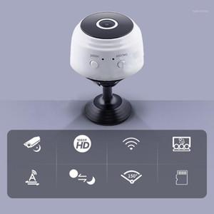 Micro Home Wireless Video CCTV مصغرة أمنية مراقبة مع WiFi IP Camara الاستشعار الأشعة تحت الحمراء CMOS 2MP Telefon Alarm Camera1