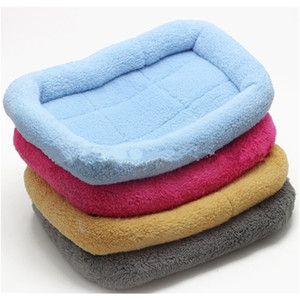 Dog Bolster Bed Mat Washable Crate Mattress Non Slip Pet Cushion Dog Bed Washable Pet Mattress LJ201028