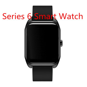 Goophone Series 5 Watch Series 6 WatctBluetooth Watch 44mm lWO 12 Wireless Charging Sport Wisrtwatch Heart Rate Monitor Waterproof For Andro