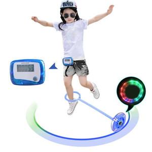 Salto cordas 3 pcs flash pulando corda bola crianças brinquedo esportivo ao ar livre levou crianças força reação treinamento de treinamento gooca