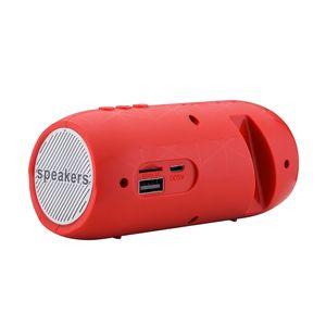 # H25 Tragbare drahtlose Bluetooth-Stereo-SD-Karte FM-Lautsprecher im Freienlautsprecher für Smartphone-Tablet-PC-Großhandel