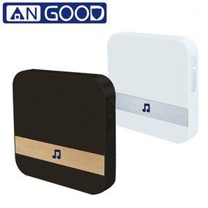 ANGOOD 433MHz Wireless doorbell wireless ring door bell Smart Video Doorbell Chime Indoor ringbell 10-110dB Music Receiver1