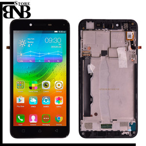 For Lenovo Vibe K5 Plus A6020 A40 A6020A40 LCD Sreen Display and Touch Screen Digitizer Panel Assembly A6020a40 lcd with frame