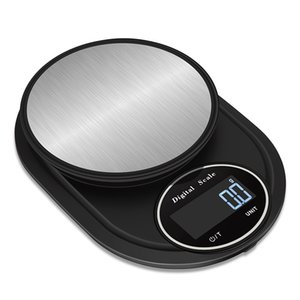 Portable Precision Digital Electronic Scale Mini Jewelry Scale USB Charging Kitchen Electronic Scale Baked Food Gram Scales