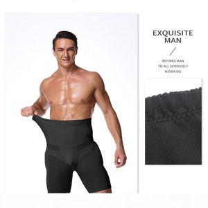 qualityHi-Waist Men Butt and Hip Enhancer Booty Padded Underwear Panties Body Shaper Seamless Butt Lifter Panty Shapewear Boxers Brief