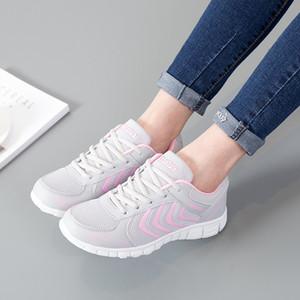 Shoes for men Sneakers Women Sports Running Branded Womens 2020 Black White Students Mesh Shoe