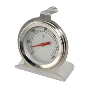 Stainless Steel Stereotypes Polymer Clay Oven Bake Clay Temperature Stand up Dial Oven Thermometer Cake and Polymer Clay Tools