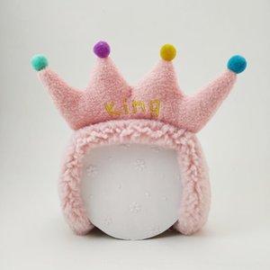 Capelli Headband Fascia Fawashing Crown Hairband card card Hairpin Online Carino Facciale Hairpi Headwear Copricapo Copricapo Coreano Plox Capelli da donna Ins Maschera Popul Qkve