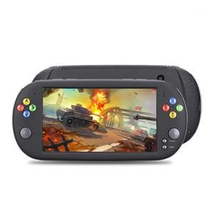 X16 7 inç LCD Ekran Taşınabilir El Oyuncu 8 GB Retro Klasik Destek TV Çıkış MP3 Neogeo Arcade1 için
