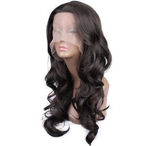 Hot Sale! Free Parting Laces Front Synthetic Wigs 360 Front Lace Wig for Black Women Hair Full Lace Human Hair Wigs