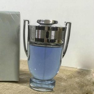 Christmas Gift Famous Invictus 3.4 oz EDT Cologne for Men Perfume 100ML long lasting Time Good Quality High Fragrance