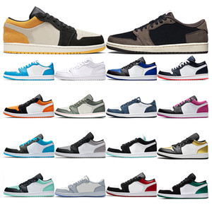 Mens sneakers basketball shoes grey Shattered Backboard UNC Black Toe Emerald Toe University Gold women sports trainers fashion outdoor