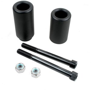 Per ZX7R ZX7 R 1996-2003 Moto Black Frame Sliders Falling Protection Anti Crash Pad Protector1