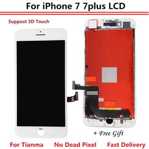 Tianma Good LCD For iPhone 7 Plus Touch Digitizer Screen Assembly Replacement iphone 7P with Tool Kits Protector