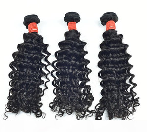 top quality deep curly 3 bundles Best Hot Selling Raw 10a Grade Double weft body wave, High Quality Best Price Super Double weft Raw Hair