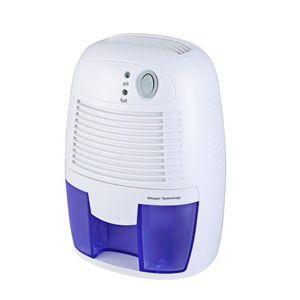 가정용 휴대용 500ml 습기 흡수 공기 건조기를위한 제습기 제습기 자동 끄기 및 LED 표시 등 좋은 품질