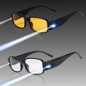 Diyopterin Glasses 3 Lesebrille Okuma NewAdjustable LED Erkekler Kadın magneic Sağlık Koruma Tembel Presbiyopik