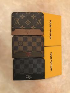 01LVLOUISVUITTONFiore Lungo singolo Zipper il portafoglio Classic donne Mens frizione della borsa di alta qualità sera pacchetto Coin